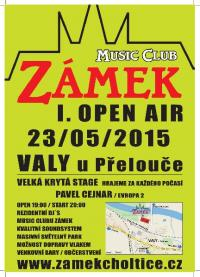 I. OPEN AIR VE VALECH